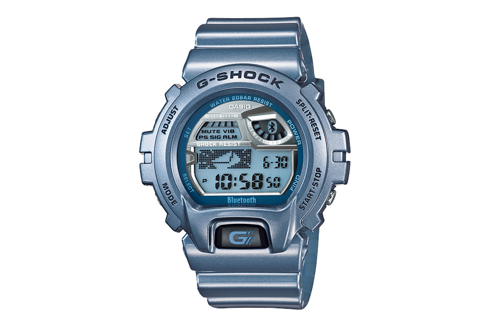 Casio G-Shock Releases New Colorways of its Bluetooth DW-6900