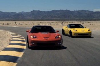 Chevrolet Corvette Z06 vs. Corvette ZR1