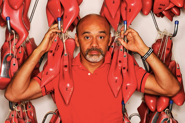 Christian Louboutin Talks Sole