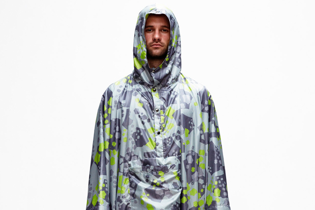 "Christopher Raeburn x Victorinox 2013 Spring/Summer ""Protect"" Lookbook"