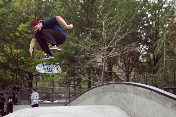 Cliché and DQM Tear Up NYC's Coleman Park