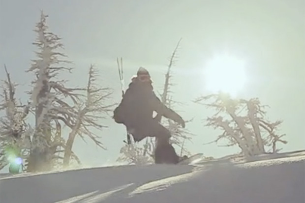 COMUNE's Snowboard Team Visit Mt. Bachelor in a Beautifully Shot Video