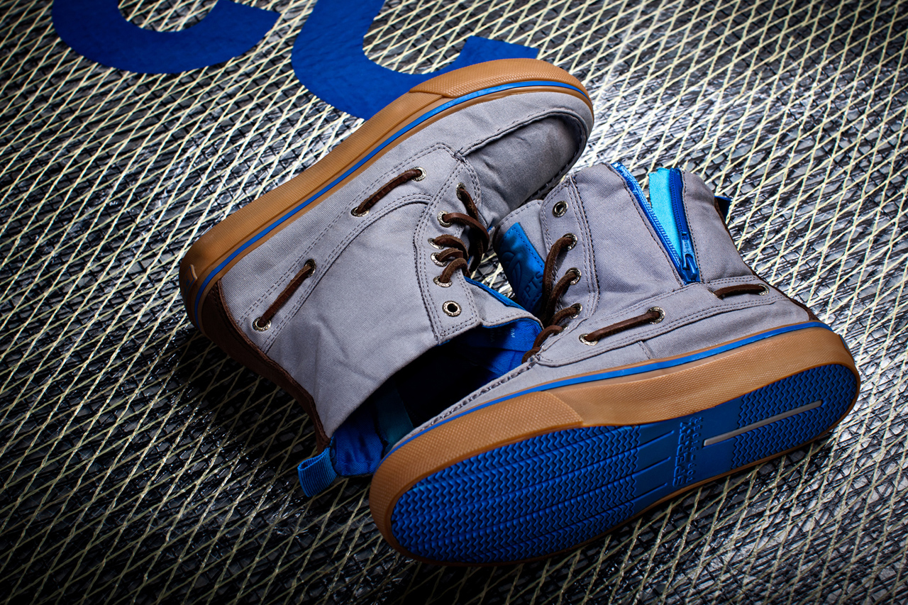 Concepts x Sperry Top-Sider 2012 Fall Sailmakers Loft Topsider