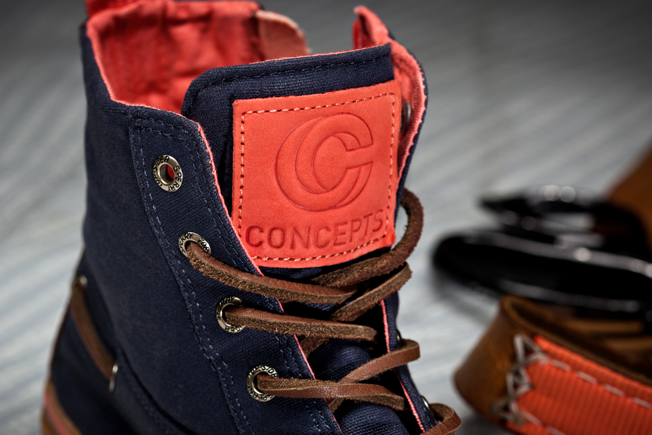 concepts x sperry top sider 2012 fall sailmakers loft topsider