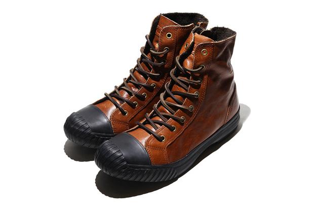 Converse by John Varvatos Chuck Taylor All Star Bosey Boot Zip Mid