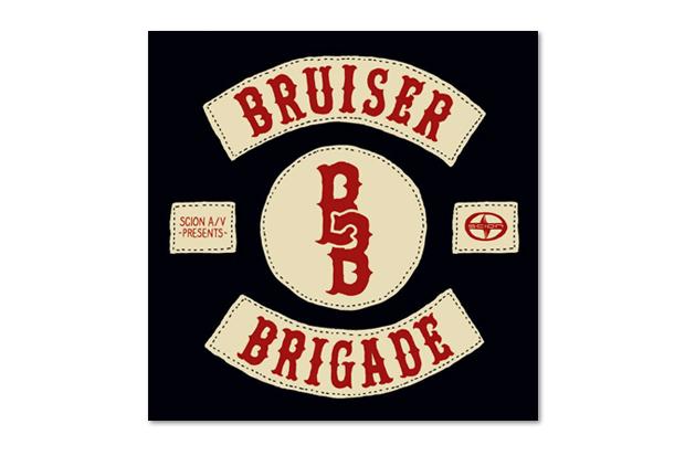 Danny Brown - Bruiser Brigade EP