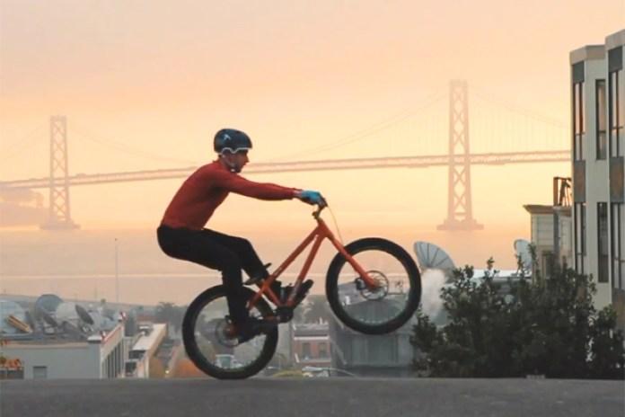 Danny MacAskill vs. San Francisco Short Film