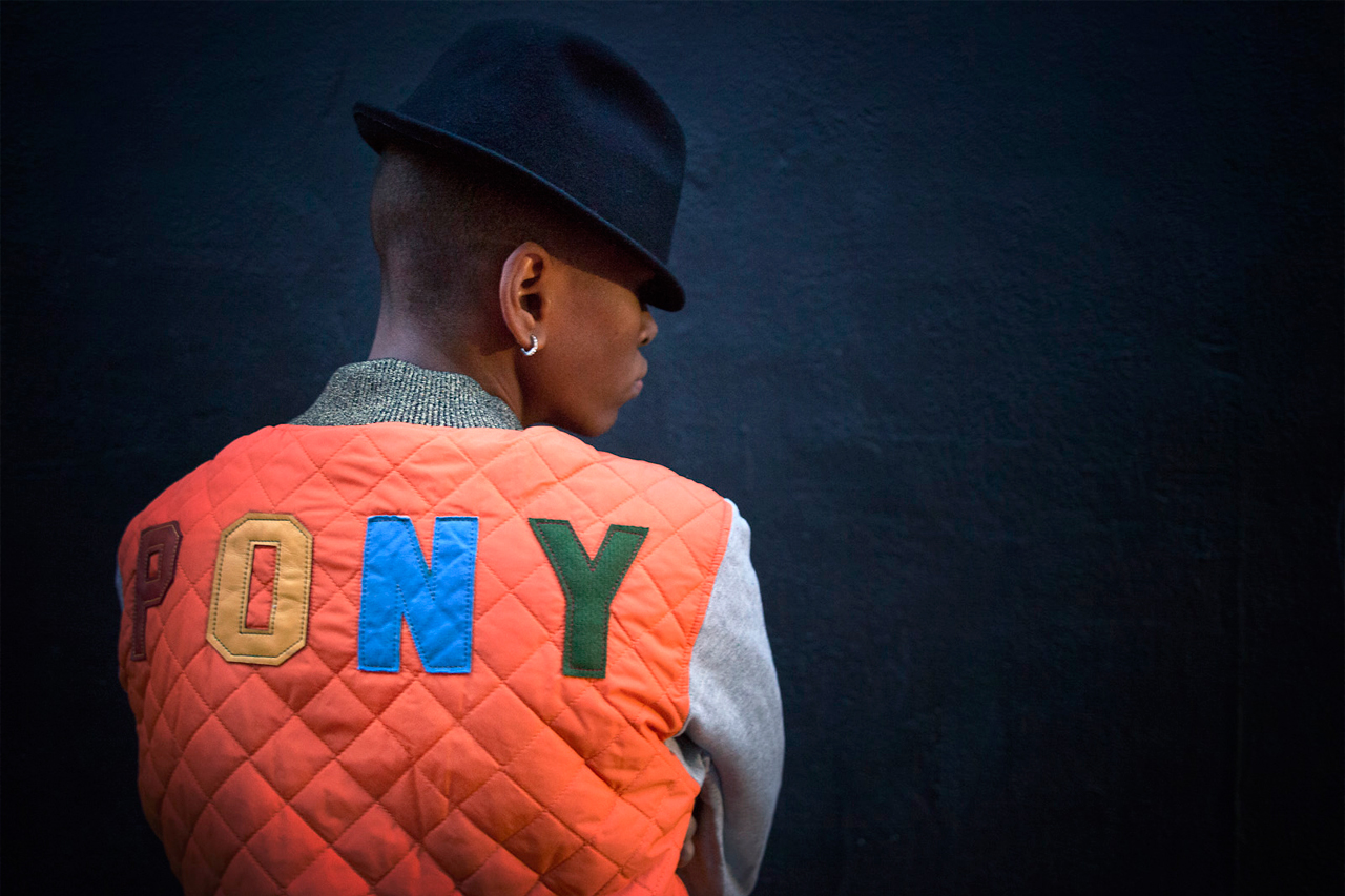 Dee & Ricky x PONY 2012 Fall Apparel Lookbook by Shelta