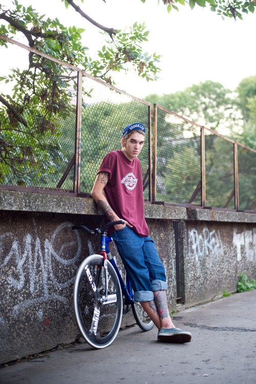 Dickies Shows the Streets of Poland in Latest Lookbook