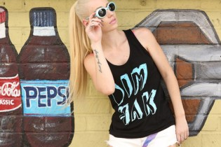 Dim Mak 2012 Fall/Winter Lookbook Featuring Iggy Azalea