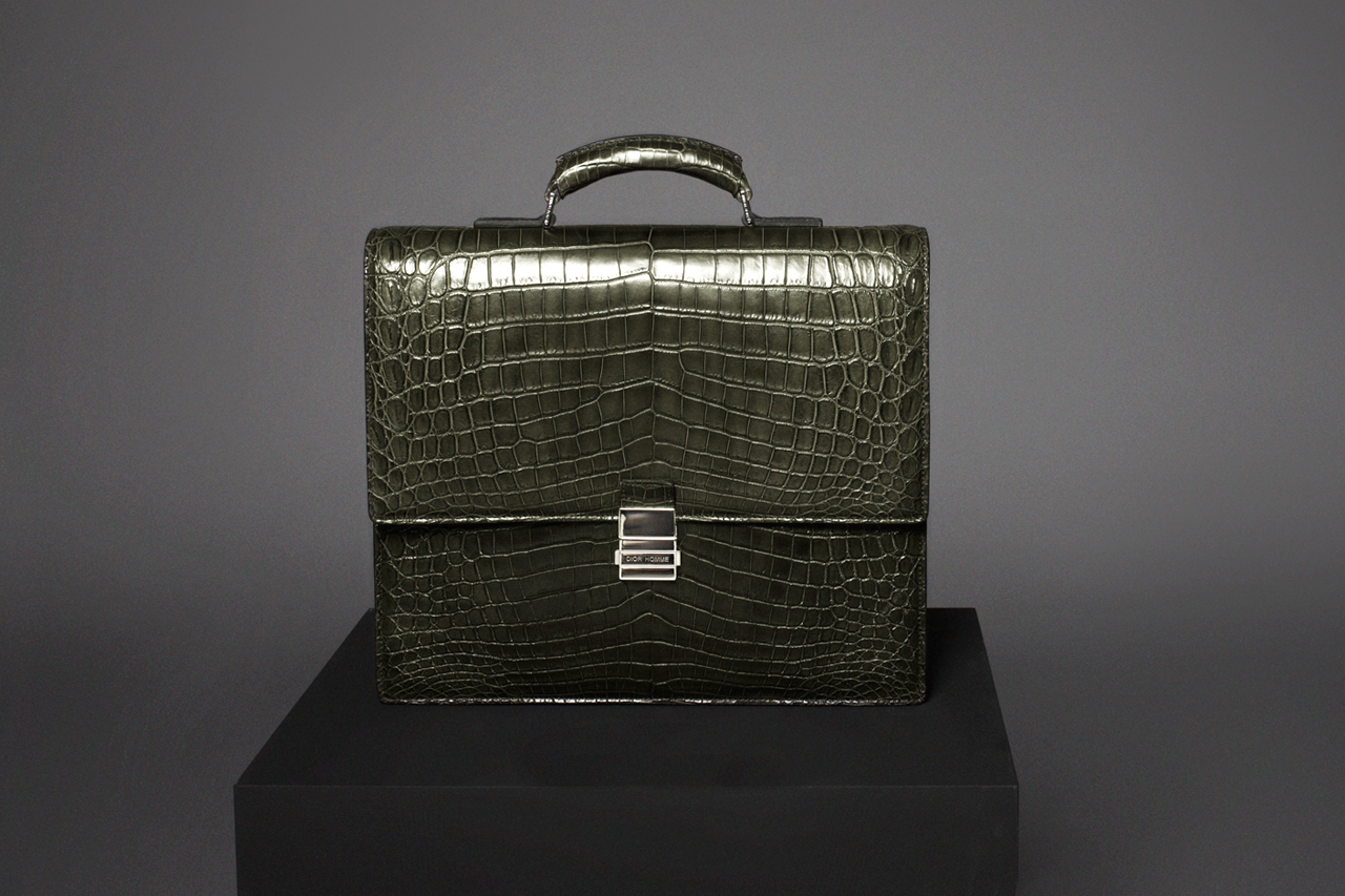 """Dior Homme 2012 Fall/Winter """"Exotic Skins"""" Collection"""