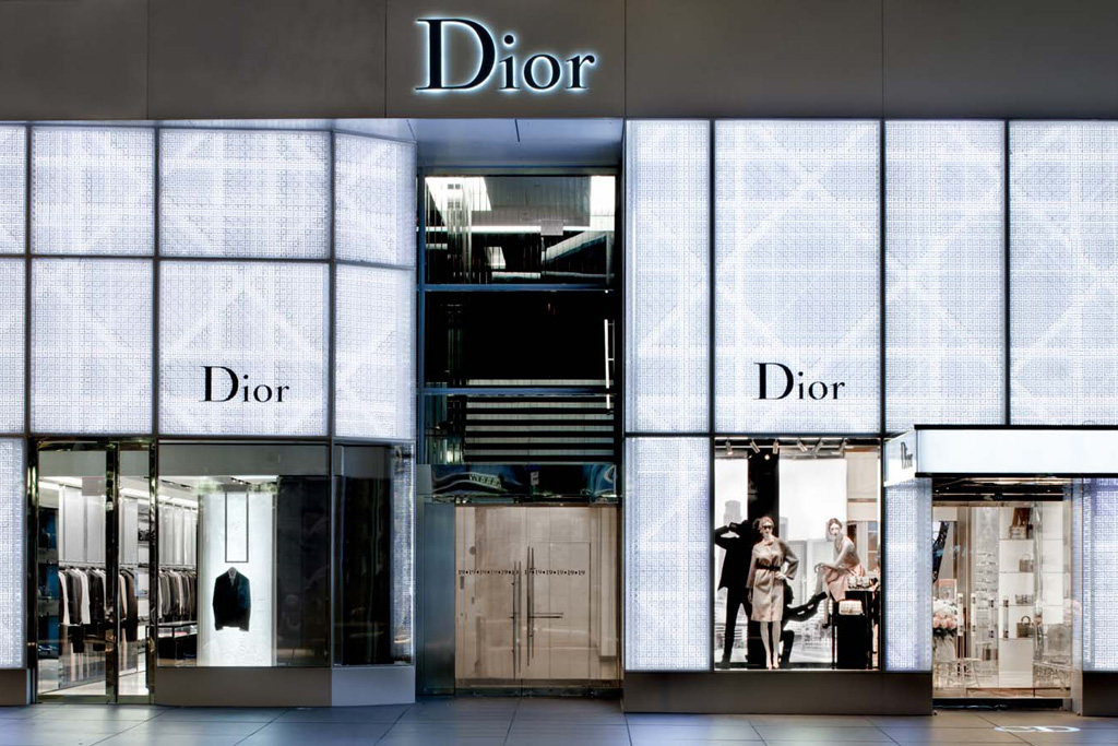 dior homme reopens newly renovated new york flagship