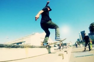Dockers Alpha Khaki Skate Test