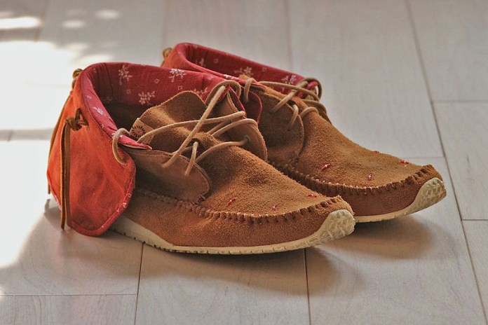 Emile Haynie's visvim Shoe Collection