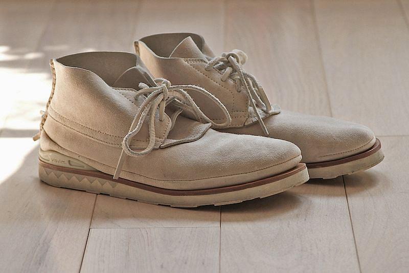Emile Haynie's visvim Shoe Collection