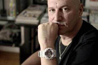 Eric Haze Talks Streetwear and His Latest G-Shock Collaboration
