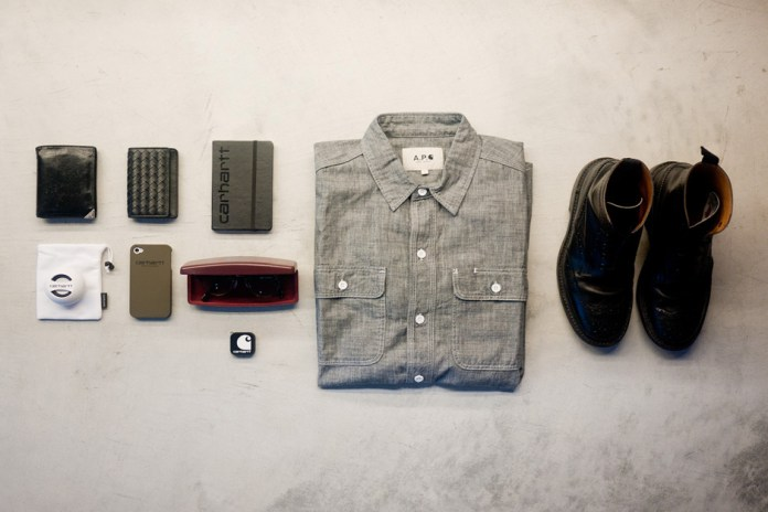 Essentials: Albert Cheng of Carhartt WIP