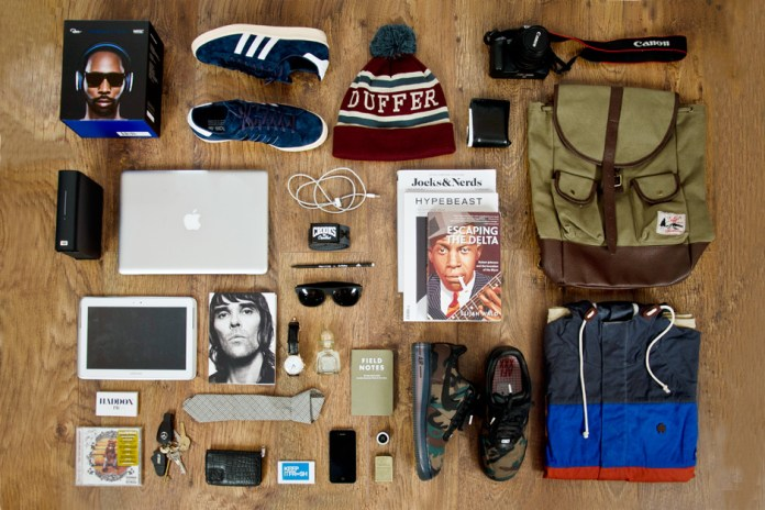 Essentials: Mark Haddon of Haddon PR