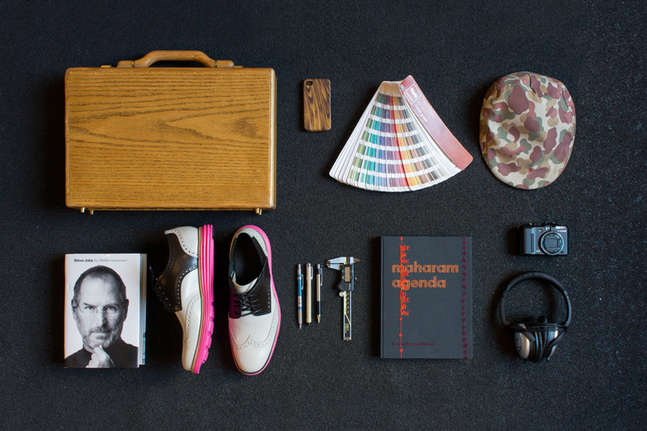 Essentials: Salehe Bembury