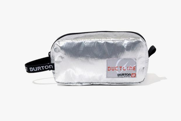 fragment design x burton duct line accessories collection