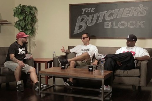 Frank The Butcher 'The Butcher's Block' Episode 5: DJ Clark Kent and Hawaii Mike