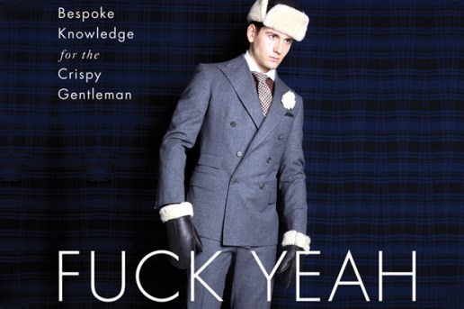 Fuck Yeah Menswear Book