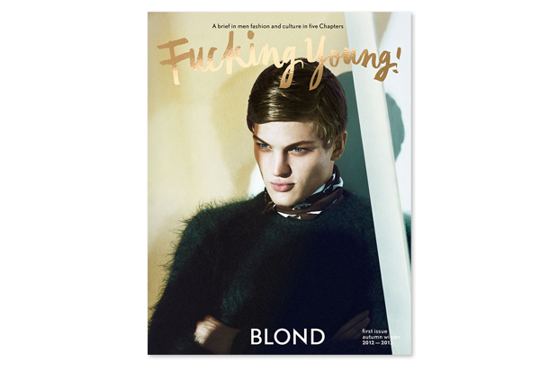 Fucking Young! Debuts Its New Magazine