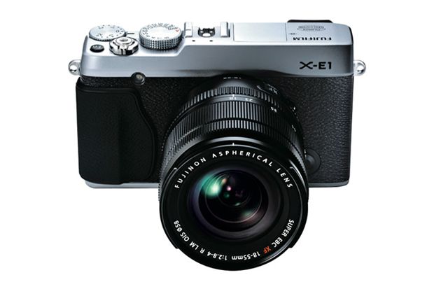Fujifilm X-E1 Official Release