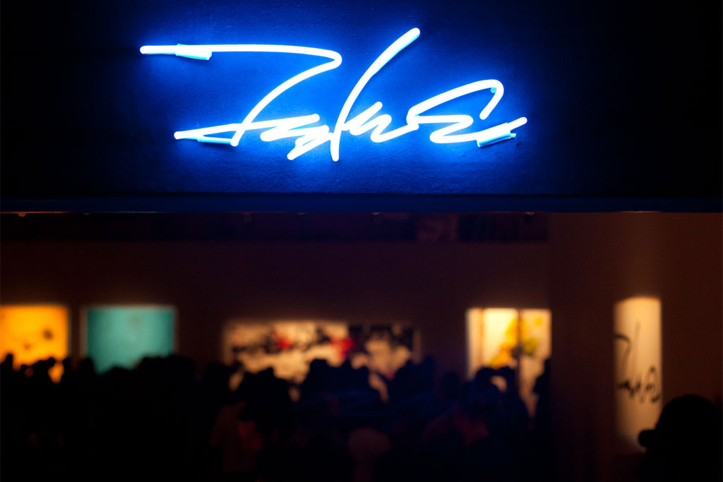"Futura ""Future-Shock"" Exhibition Recap @ Valmorbida NYC"
