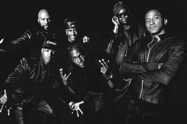 G.O.O.D. Music – Funkmaster Flex Freestyle