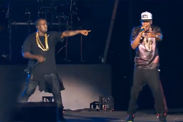 G.O.O.D. Music – Made In America 2012 Performance
