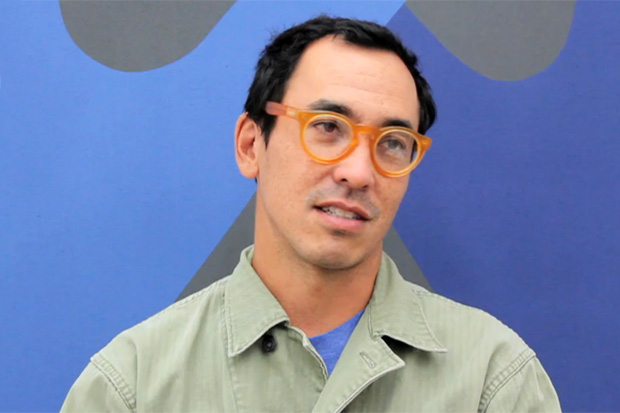 "Geoff McFetridge ""Around Us & Between Us"" Exhibition @ Ivory & Black Soho"