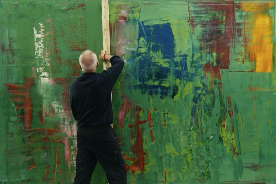 'Gerhard Richter Painting' Documentary Trailer