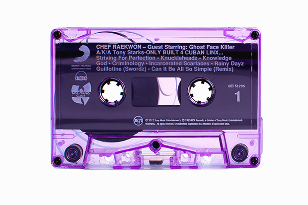 "Raekwon's First-Ever ""Purple Tape"" Re-Released Via Get On Down Records"