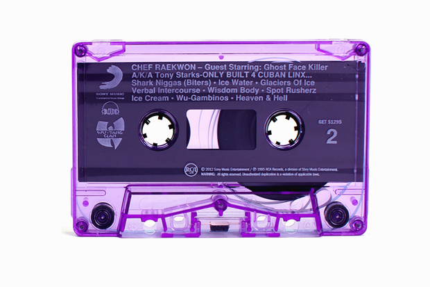 """Raekwon's First-Ever """"Purple Tape"""" Re-Released Via Get On Down Records"""