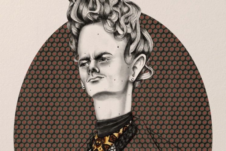 Tara Dougan's Animated Prada Editorial for commons&sense man Issue 13