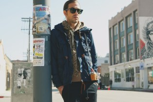 "GPPR 2012 Fall ""The Revolutionary Experience"" Lookbook"
