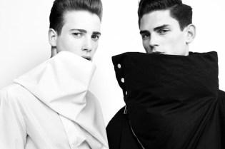 "GQ Germany 2012 Fall/Winter ""Minimal Maximal"" Styled Editorial"
