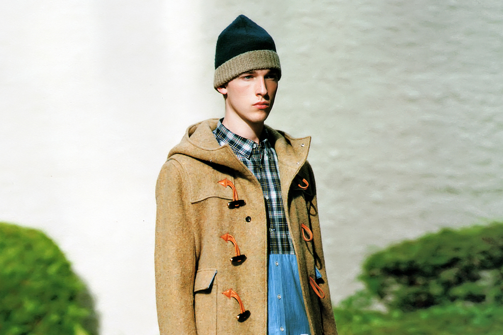 GRIND: MR.GENTLEMAN 2012 Fall/Winter Collection Editorial