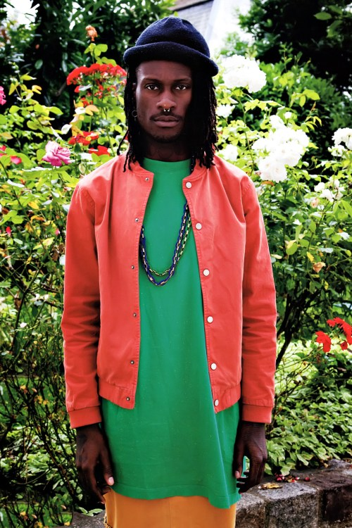 GRIND: Pigalle 2012 Fall/Winter Collection Editorial