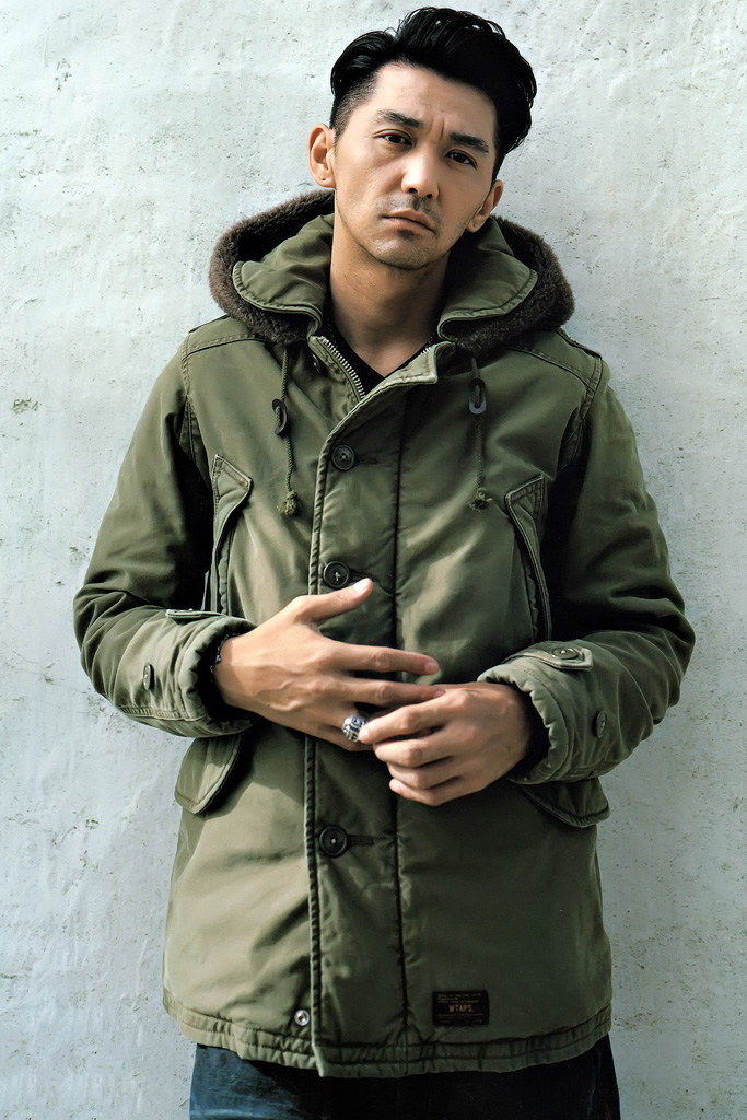 "GRIND: WTAPS 2012 Fall/Winter ""YOU ARE MY SUNSHINE"" Collection Editorial"