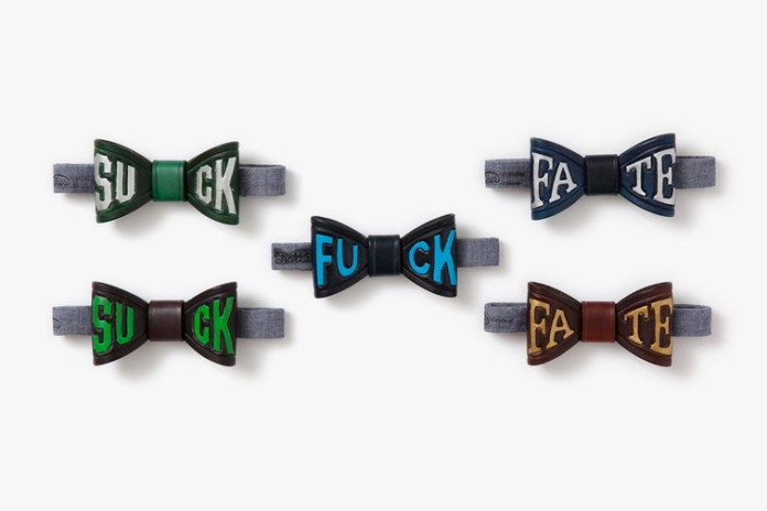 GROK LEATHER 2012 Fall/Winter Bowtie Collection