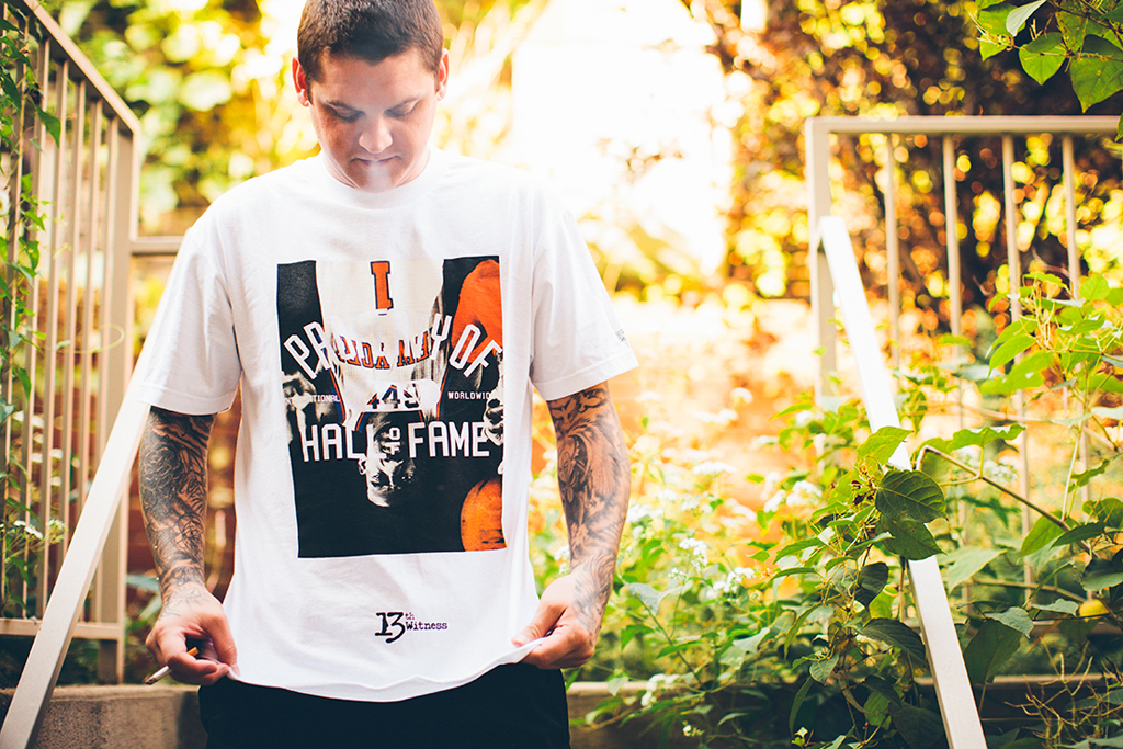 13thWitness x Frank151 x Hall of Fame T-Shirt