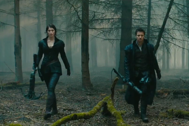 Hansel and Gretel get Grimm and Gory in Witch Hunters