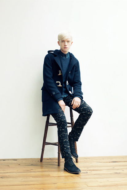 hare 2012 fall winter collection lookbook