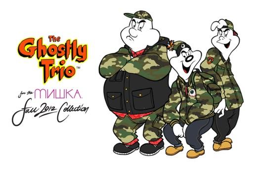 Harvey Comics x Mishka 2012 Capsule Lookbook