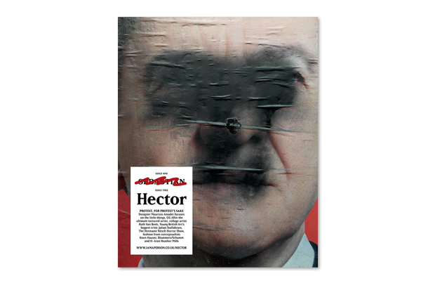 Hector Magazine by HOSTEM