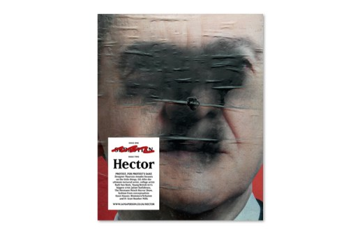 Hector Magazine by HOSTEM