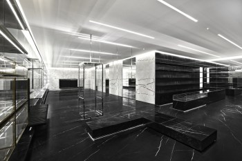 Hedi Slimane's New Retail Vision for YSL to be Unveiled in Shanghai