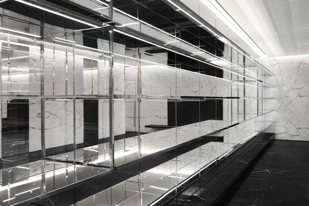 hedi slimanes new retail vision for ysl to be unveiled in shanghai